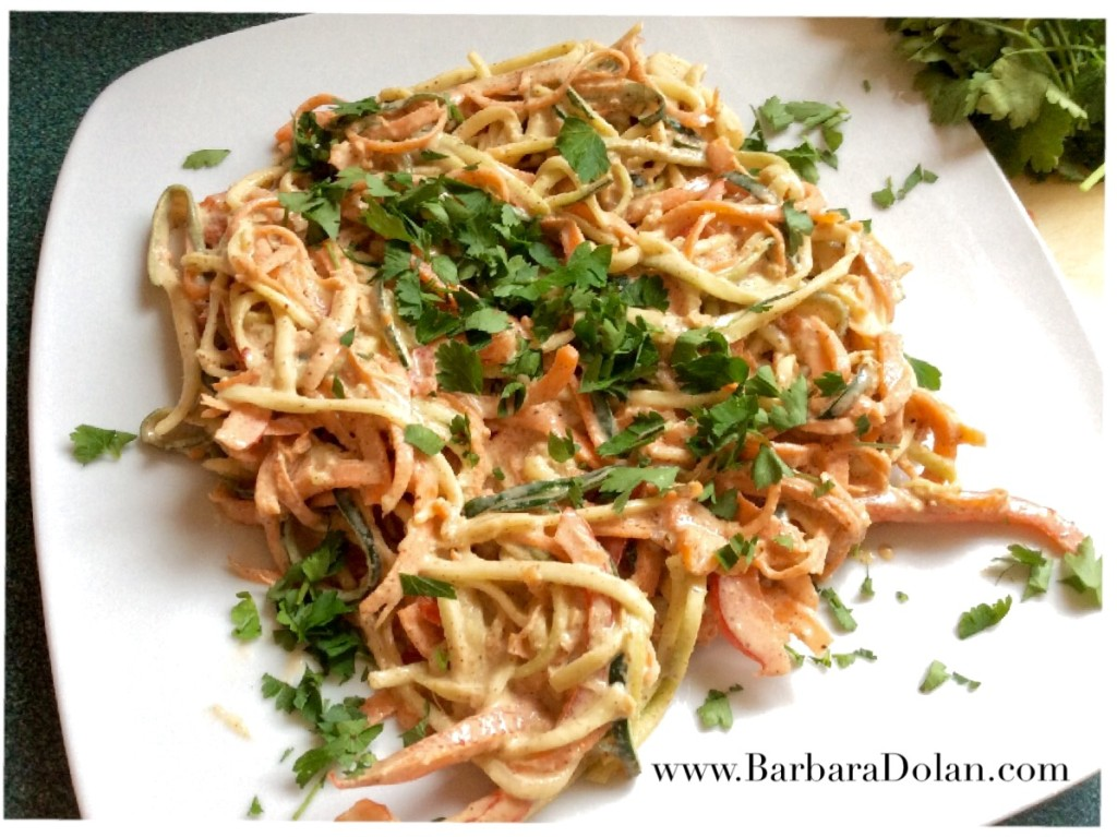 Barbara's Vegan Pad Thai Made Easy